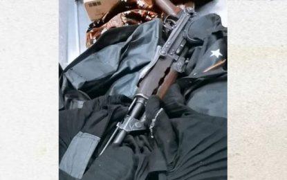 Une femme arrêtée en possession d'une Kalachnikov à l'aéroport de Tunis-Carthage
