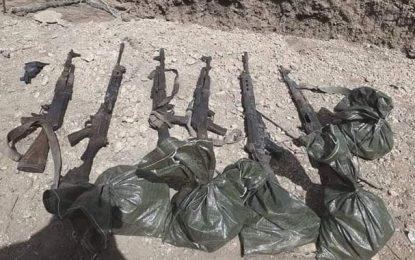 A propos des terroristes abattus à Kasserine (Photos)