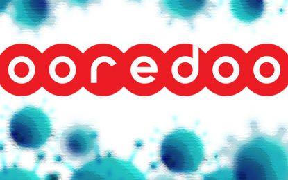 Ooredoo appuie le programme national Azima de lutte contre le Covid-19