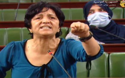 Immunité parlementaire : «L'Assemblée protège des criminels», dénonce Samia Abbou