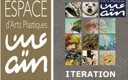 Espace Aïn : L'exposition «Itération» à la découverte de la nouvelle génération d'artistes plasticiens