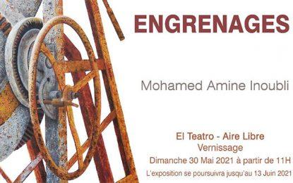 La galerie Aire Libre El Teatro accueille l'exposition «Engrenages» de Med Amine Inoubli