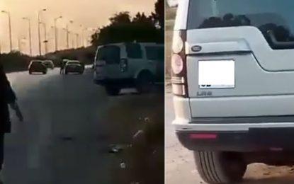 Fillette abandonnée par une voiture diplomatique au bord de la route à El-Mourouj : L'ambassade de France en Tunisie réagit