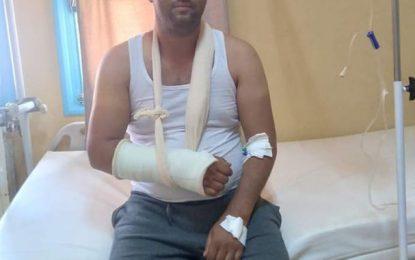 Zarzis : Un automobiliste renverse un policier qui venait de lui retirer sa carte grise