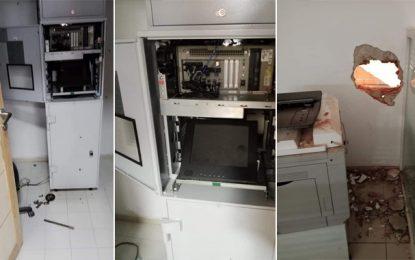 Tentative de cambriolage d'une agence bancaire : Trois suspects arrêtés à Sijoumi