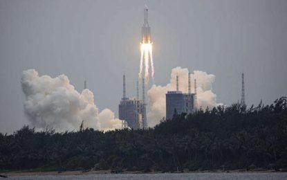 Un morceau de fusée chinoise tombera sur Terre de façon incontrôlée