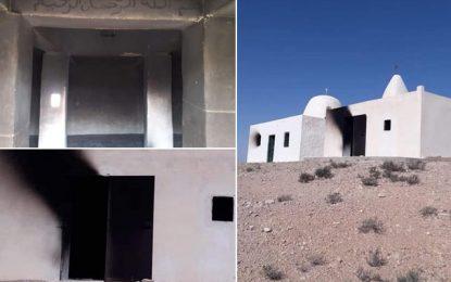 Majel Bel Abbes : Enquête suite à un incendie criminel à la mosquée Nasr Ben Hamad