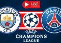 Manchester City-PSG en live streaming : Demi finale retour LDC 2021
