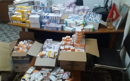 Trafic de médicaments : Un contrebandier arrêté à Ben Guerdane