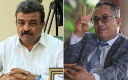 «Un véhicule d'une entreprise suspecte a tenté de renverser les députés Gammoudi et Ben Aoun», dénonce le Mouvement Echaâb