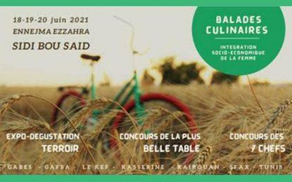 Des Ballades culinaires à Sidi Bou Saïd