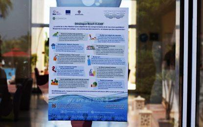 Lancement de la campagne Beach Clean à Monastir