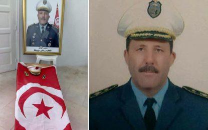 Tunisie : Peine capitale pour le terroriste qui a tué le commandant Riadh Barrouta