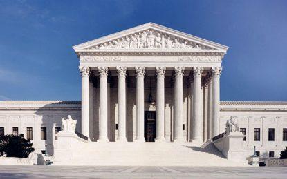 L'histoire mouvementée de la Cour suprême américaine