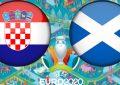 Croatie – Écosse en live streaming : Euro 2020