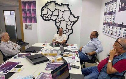 Deux parlementaires au Smart City Lab de Bizerte