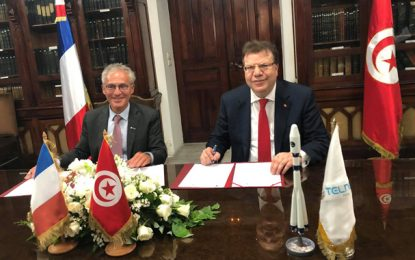 Technologies spatiales : Partenariat entre la société française Hemeria et le groupe tunisien Telnet