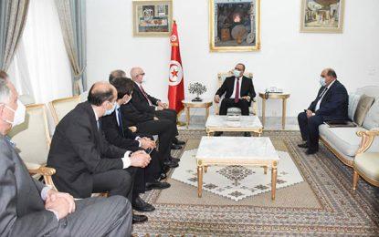 Mechichi supplie le groupe ENI de ne pas quitter la Tunisie