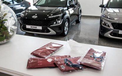 Covid-19 : Distribution 10 000 masques 3D sur le réseau Hyundai en Tunisie