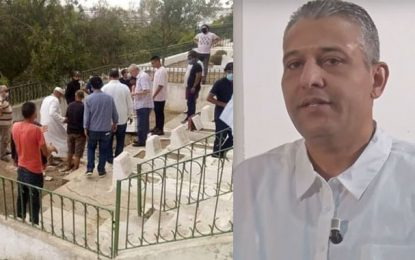 Le gouvernement fustigé pour avoir empêché Imed Trabelsi d'assister à l'enterrement de son père