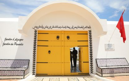 Zarzis :  «Jardin d'Afrique»,  un cimetière pour les migrants morts noyés en Méditerranée (Photos)