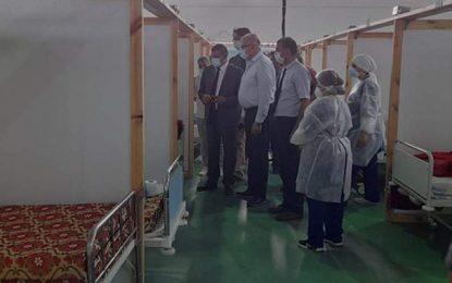 Lutte contre le coronavirus : Professionnels à la retraite, soignants et médecins appelés en renfort à Kairouan