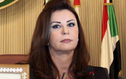 Leila Trabelsi n'a pas accordé d'interview à la chaîne Tunisna, selon son avocate