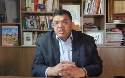 Lotfi Zitoun appelle à des élections législatives anticipées pour sortir la Tunisie de la crise