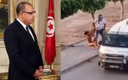 Jeune dénudé, agressé et humilié par des policiers à Sidi Hassine : Mechichi appelé à s'excuser et à démissionner