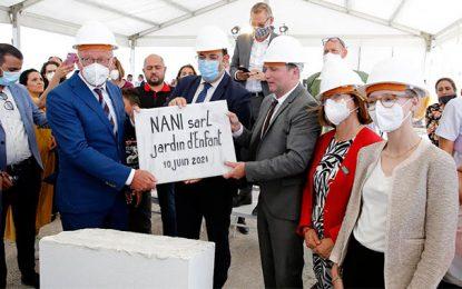 Beni Khalled : L'entreprise Nani crée un Centre de la petite enfance à Sidi Toumi