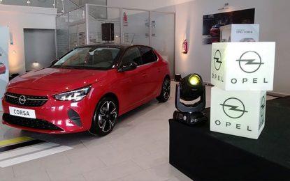 Stafim commercialise en Tunisie la gamme de la marque Opel