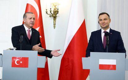Renforcement de la coopération militaire entre la Pologne et la Turquie