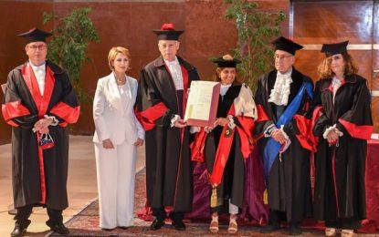 Université La Sapienza : Le doctorat honoris causa décerné à Kaïs Saïed à Rome (Vidéo)