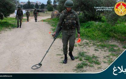Un soldat blessé dans l'explosion d'une mine à Jebel Mghila