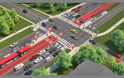 Vers un système de BRT pour désengorger Tunis