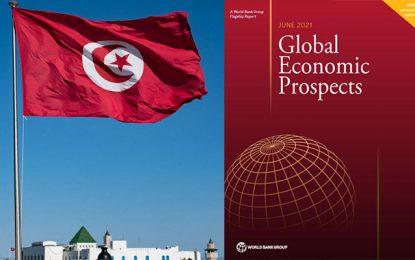 La BM revoit à la baisse les prévisions de croissance pour la Tunisie entre 2021 et 2023