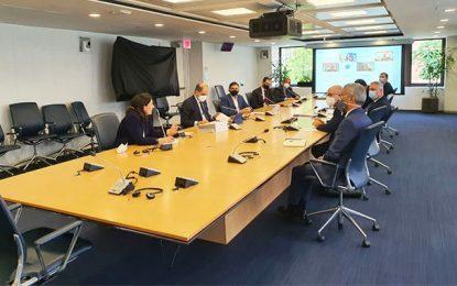 La Tunisie espère un accord avec le FMI d'ici la fin de 2021