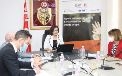 Exploitation sexuelle des enfants sur Internet : Lancement d'une plateforme d'alerte en Tunisie