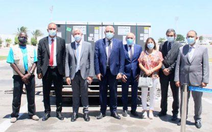La France fait don à la Tunisie d'un lot de vaccins via l'initiative Covax