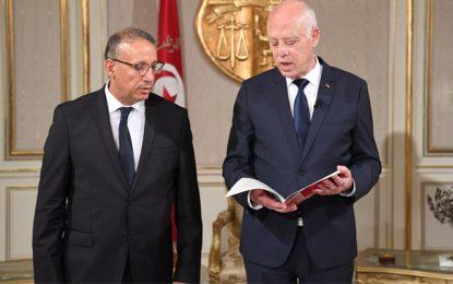 Présidence-Tunisie : Ridha Gharsallaoui chargé de la direction du ministère de l'Intérieur (Photos)