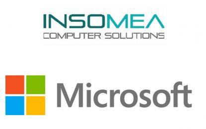 Insomea désignée partenaire Microsoft de 2021 en Tunisie