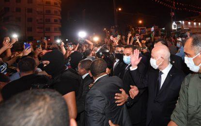 Tunisie, du coup de blitzkrieg au triomphe de la vox populi