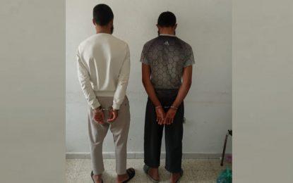 Kasserine : Deux extrémistes religieux arrêtés pour avoir incendié un mausolée