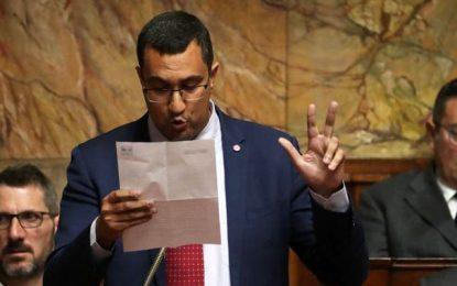 Le député El Guerrab appelle la France à soutenir la Tunisie dans sa campagne de vaccination anti-Covid