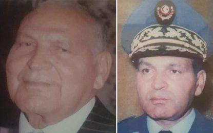 Tunisie : Décès de l'ancien ministre, le général de brigade Mustapha Bouaziz