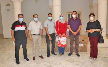 Tunisie : Ooredoo fait don de concentrateurs d'oxygène aux hôpitaux