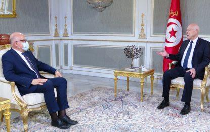 Tunisie : Le président Saïed reçoit Dr Faouzi Mehdi et le remercie pour ses efforts