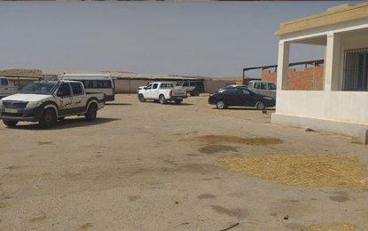 L'Etat tunisien récupère une ferme domaniale agricole à El-Aroussa