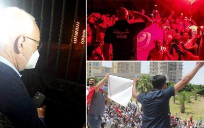 Tunisie : Ghannouchi menace de recourir à la rue