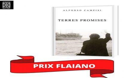 «Terres promises» d'Alfonso Campisi reçoit le Prix Flaiano pour la littérature et l'art